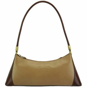 Cirilla leather handbag