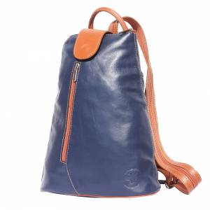 Michela GM leather Backpack