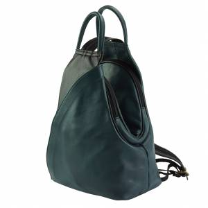 Antonella leather Backpack