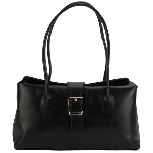 Erminia leather handbag