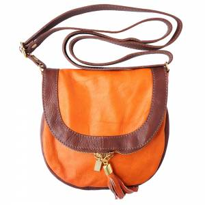 Tarsilla leather shoulder bag