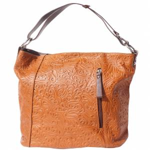 Lisa leather shoulder bag