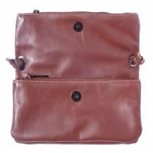 Anita leather cross body bag