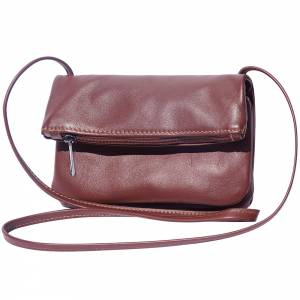 Anita leather cross body bag