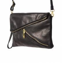 Alexa Leather Clutch
