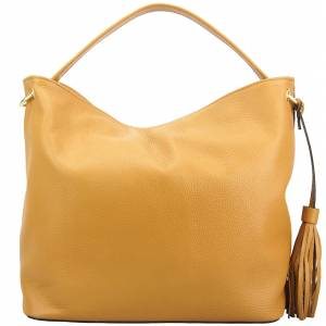Mazarine leather bag