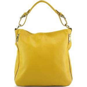 Artemisa leather Hobo bag