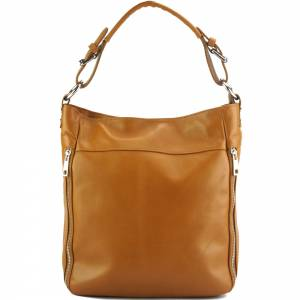Artemisa S leather Hobo bag