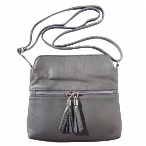 BE FREE leather cross body bag