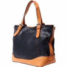 Milena leather Tote bag