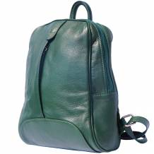 "Backpack ""Cinzia"" in smooth calfskin"