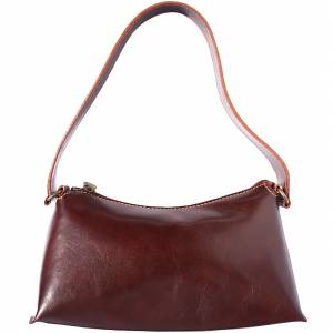 Priscilla leather handbag