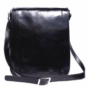 Mirko MM leather Messenger bag