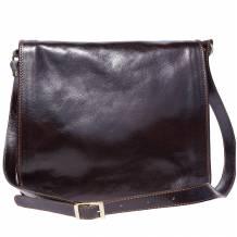 Mirko GM leather Messenger bag