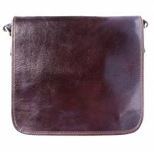 Messenger bag Christopher in cow leather