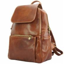 Backpack Brittany in cow leather