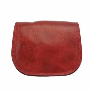 Ines leather shoulder bag