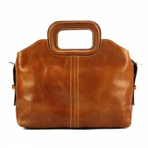 Petra leather Handbag