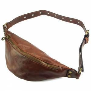 Christian Leather Waist bag