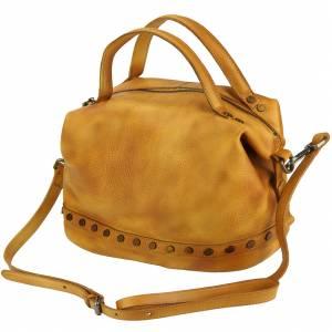 Olga leather Handbag