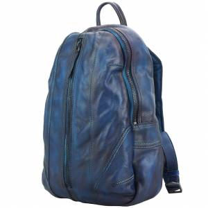 Armando Backpack in vintage-calfskin