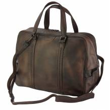 Travel bag Danilo in vintage leather