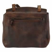 Livio leather Messenger bag