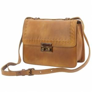 Kléber GM leather cross body bag
