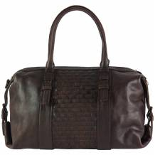 Agnese Leather handbag