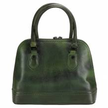 Bowling Vintage leather bag