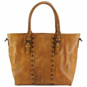 Prudenzia leather bag