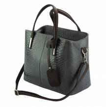 Vanessa leather Handbag