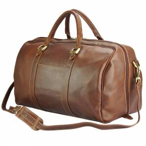 Gosto leather travel bag