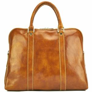 Ermanno leather Tote bag