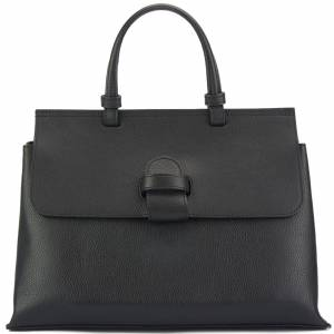 Donatella GM leather Handbag