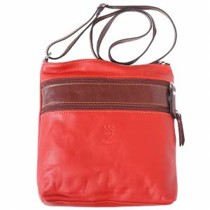 Chiara leather cross body bag