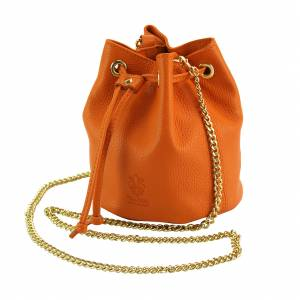 Ilaria Cross-body leather bag