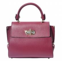 Sofia leather handbag