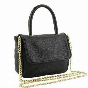 Bobbi leather Handbag