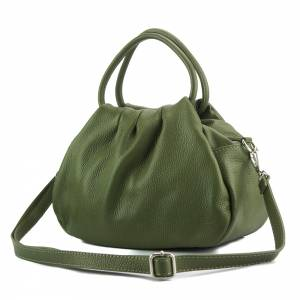Noemi leather Handbag