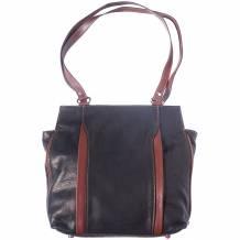 Berri hobo shoulder-backpack leather bag