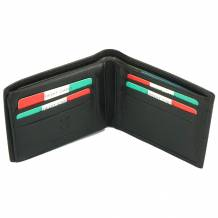 Nicolò leather Wallet