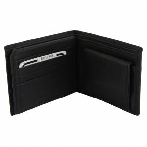 Salvatore leather wallet