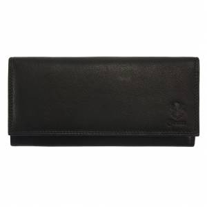 Aurora leather wallet