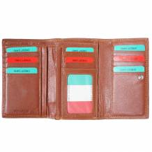Soft leather wallet Savina