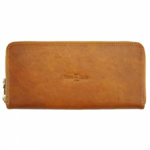 ZIPPY S Wallet in cow leather