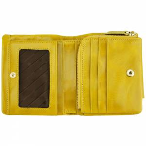 Jamie wallet in calf leather