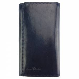 Aurora V leather wallet
