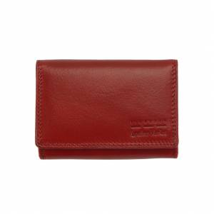 Rina V leather wallet